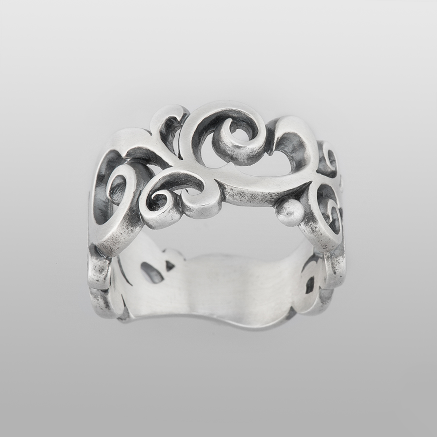 Andersen Ring | Rings by BigBlackMaria | Online Boutique Oz ...
