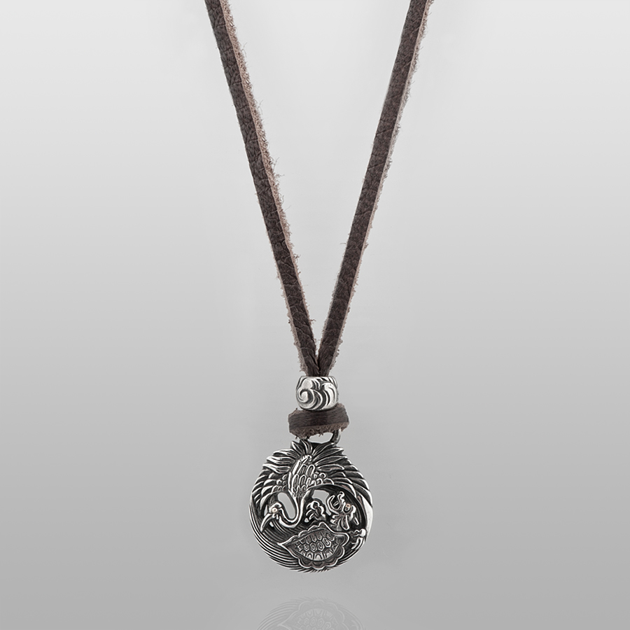 Crane turtle pendants necklaces chokers by boozebird online crane turtle pendants necklaces chokers by boozebird online boutique oz abstract tokyo japan aloadofball Images