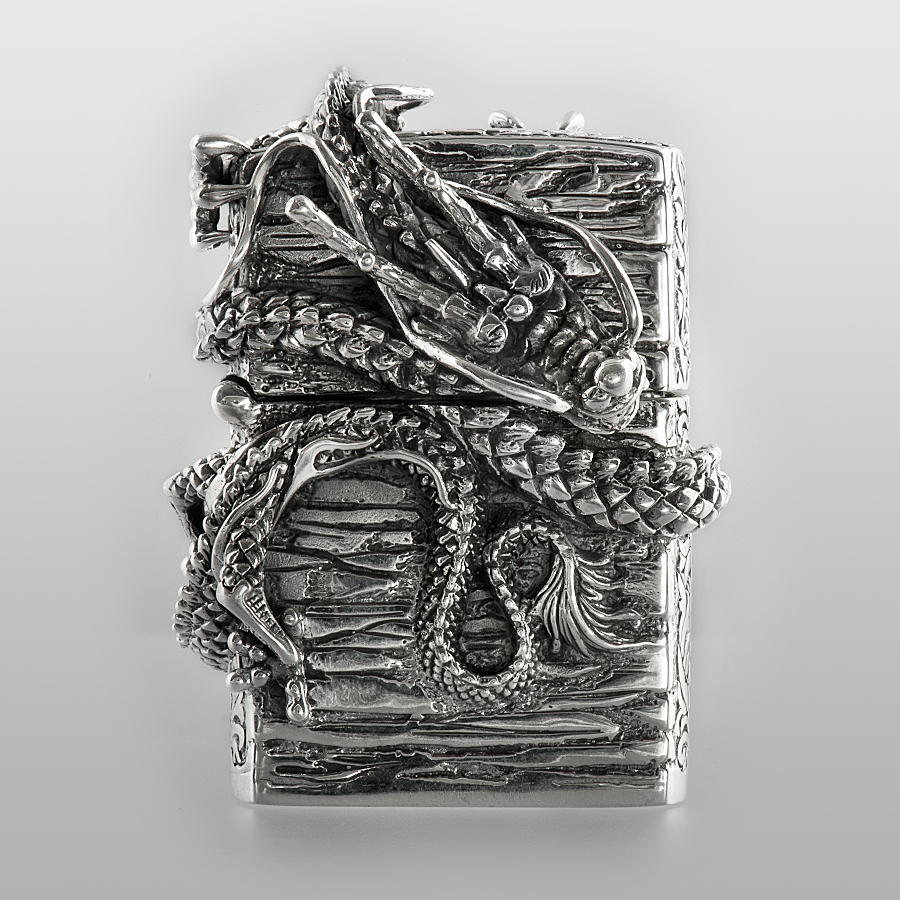 Displaying 20 gt  Images For - Dragon Zippo Lighters   Zippo Lighter Skull Designs