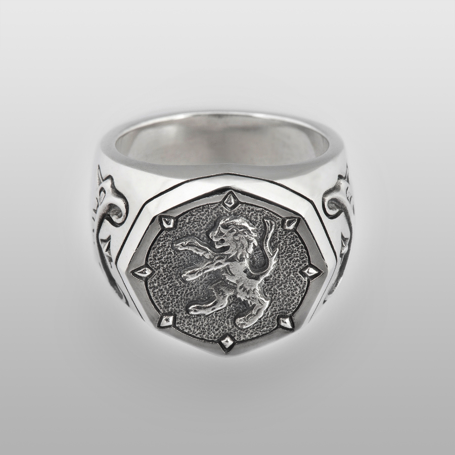 08d86a2ccc15c Octagon Ring | Rings by Oz Abstract Tokyo | Online Boutique Oz ...