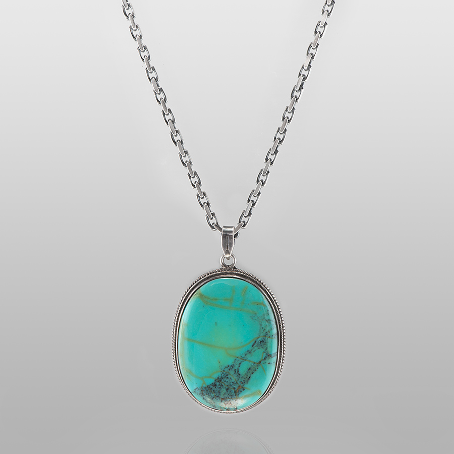 The turquoise pendants necklaces chokers by anonymous online the turquoise pendants necklaces chokers by anonymous online boutique oz abstract tokyo japan aloadofball Gallery
