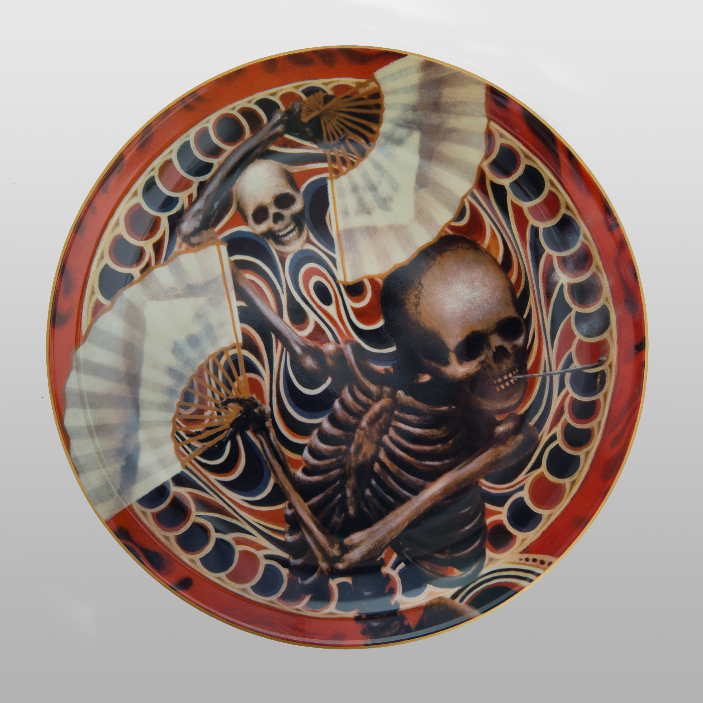 Dance Of Life Decor By Oz Abstract Tokyo Online Boutique An