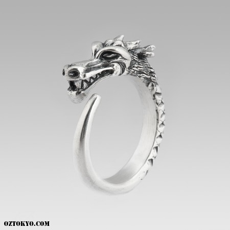 Dragon Ring Rings by Kalico Lucy
