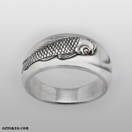Koi rings by boozebird online boutique oz abstract for Koi fish ring