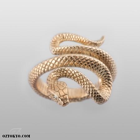 Diamond Ring Snake