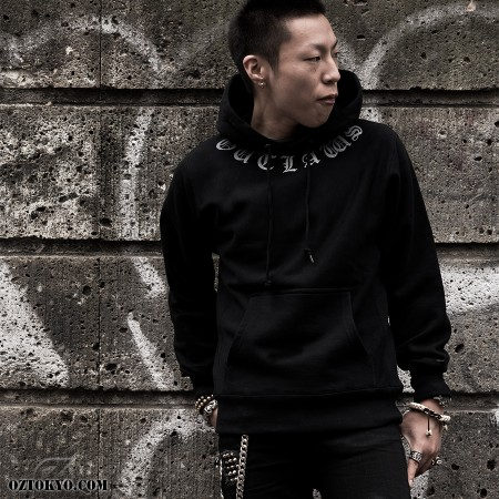 Outlaws Hoodie | Apparel by Oz Abstract Tokyo | Online
