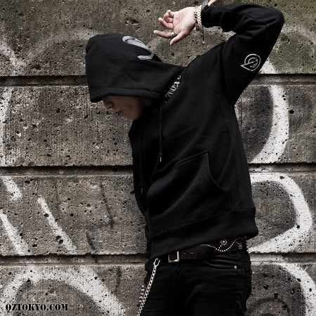 Outlaws Hoodie | Apparel by Oz Abstract Tokyo | Online Boutique Oz