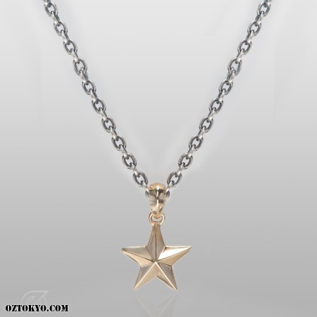 little star gold pendants necklaces chokers by oz